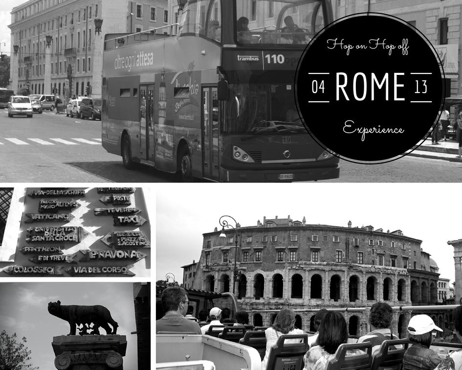 Rome collage by Wendy Kloezeman